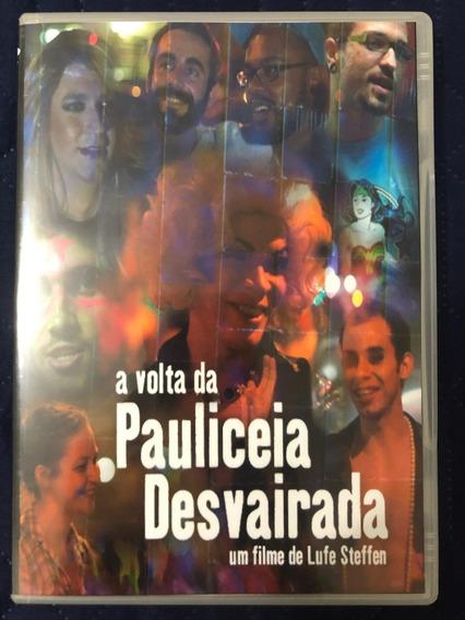 Dvd A Volta Da Paulicéia Desvairada