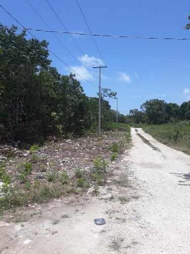 Terreno Grande Con Excelente Precio En Zona De Plusvalía Alta, Ubicado Cerca De La Av. Fonatur.