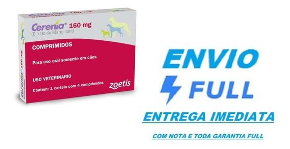 Cerenia 160 Mg - 1 Caixa Com 4 Comprimidos / Full