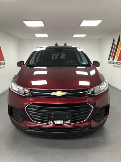Chevrolet Trax 2017, Rojo, Ls, Ve, A/ac, Tm, 1.8l