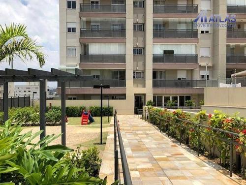 Imagem 1 de 30 de Apartamento Duplex Com 3 Dormitórios À Venda, 125 M² Por R$ 1.100.000 - Vila Paiva - São Paulo/sp - Ad0005