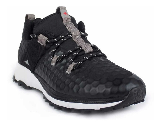 Zapatillas Montagne Fast Traction Running Negro
