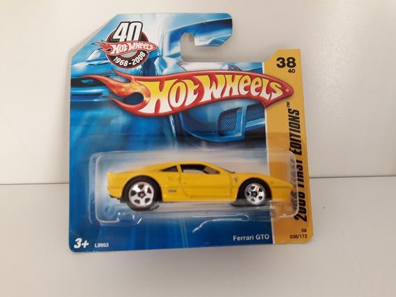 Hot Wheels - 2008 First Editions - Ferrari Gto