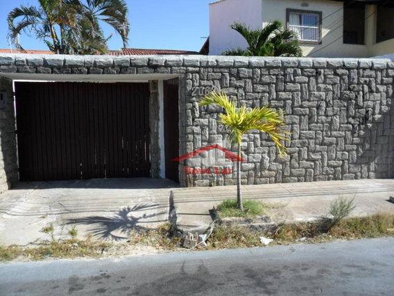 Casa Com 3 Dormitórios Para Alugar, 300 M² Por R$ 1.700,00/mês - Cidade Dos Funcionários - Fortaleza/ce - Ca0212