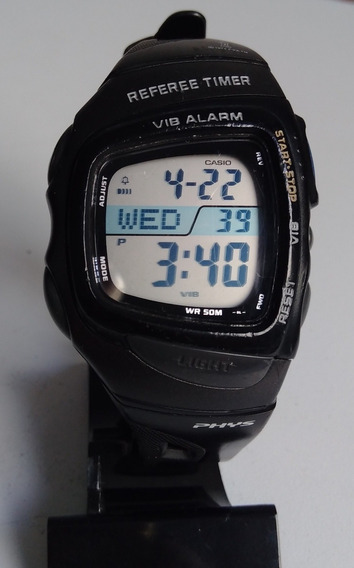 Relógio Casio Phys