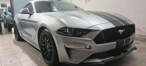 Ford Mustang Gt Premium V8 5.0l 466cv 0km Modelo 2021    (n)