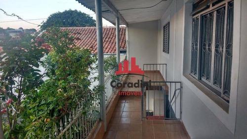 Imagem 1 de 17 de Casa Residencial À Venda, Vila Nossa Senhora De Fátima, Americana. - Ca1677