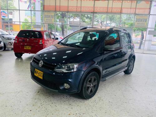 Volkswagen Crossfox 2012 Mt | Seminuevo