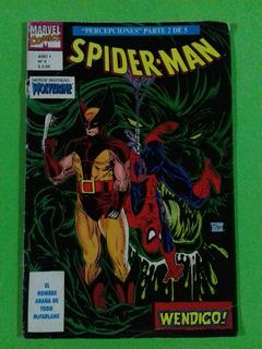 Marvel Comics -spiderman # 9 - Ed.simbolo 1996 - 24 Pag