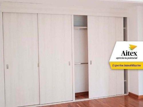 Departamento En Renta, Ubicado En La Colonia Roma
