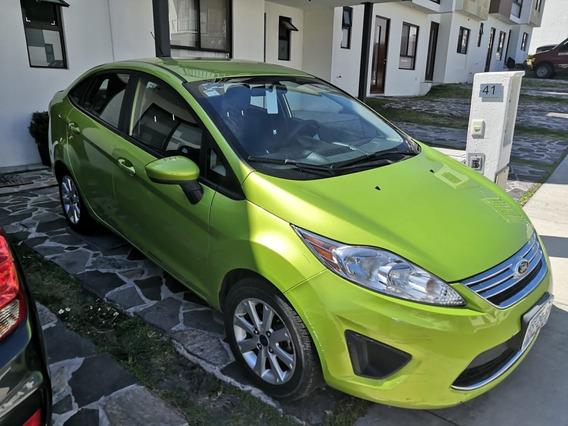 Ford Fiesta Verde 2011 - 1.6, 4/pts, Estandard, V/electr