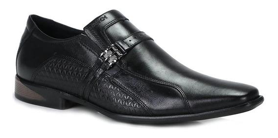 Sapato Social Ferracini Sidney 3672 - Preto
