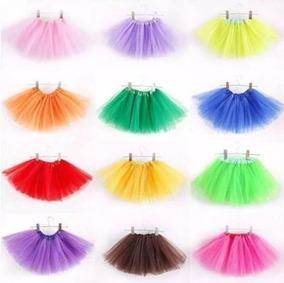 414159fbee 10 Saia Tule Tutu Para Festa Ballet Carnaval Balé Bailarina