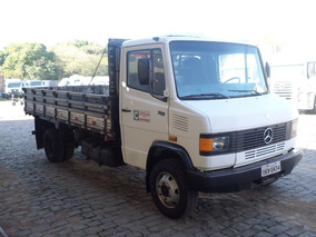 Mercedes-benz Mb 710 Ano 2002 Carroceria