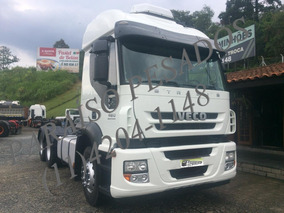 Iveco Stralis 480 6x4 2013 Completo R 440 Fh 460 Fh 500 2544