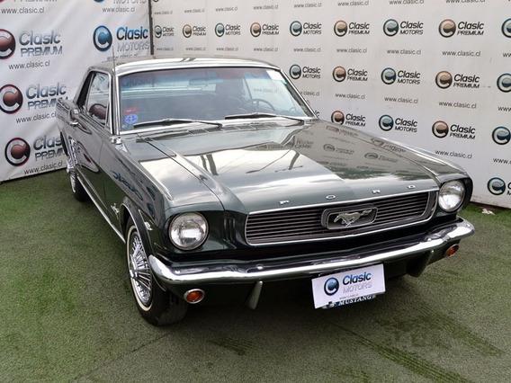 Ford Mustang 289 V8 4.7 1966