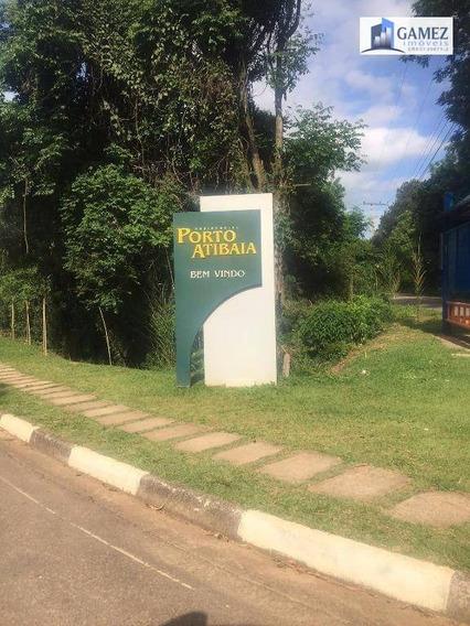 Terreno Residencial À Venda, Condominio Porto Atibaia, Atibaia - Te0455. - Te0455