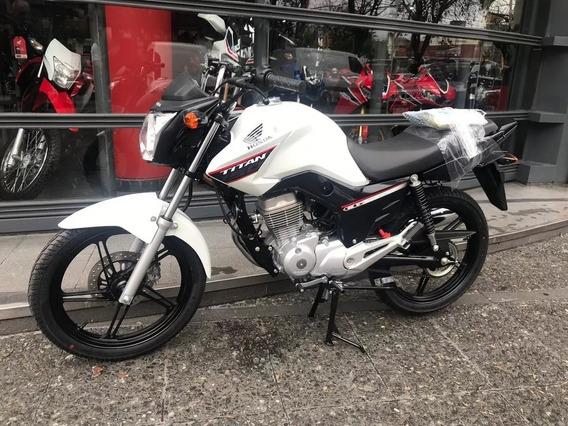 Honda Cg 150 Titan 0km Reggio Motos Ramos Mejia