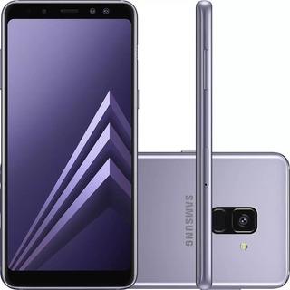 Smartphone Samsung Galaxy A730f/ds A8 Plus Dual 64gb Vitrine