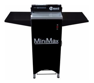 Encadernadora Perfuradora Elétrica Semi-industrial Minimax