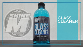 Shine M - Glass Cleaner - Limpia Cristales Vidrios 500ml