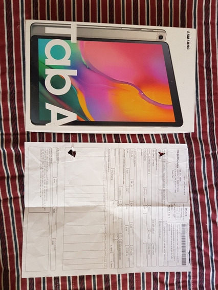 Samsung Tab A 2019 10.1 Polegadas Wifi (1 Mes De Uso)
