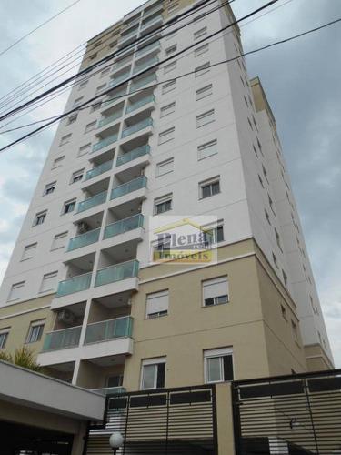 Imagem 1 de 27 de Apartamento Residencial À Venda, Chácaras Fazenda Coelho, Hortolândia - Ap0890. - Ap0890