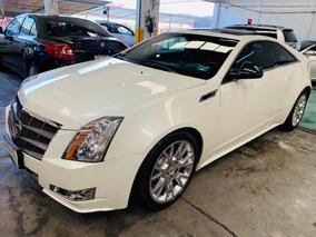 Cadillac Cts 3.6 Paq C Coupe At 2011