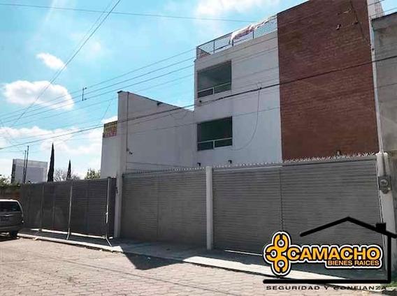 Edificio En Venta En Concepción Guadalupe, Puebla.