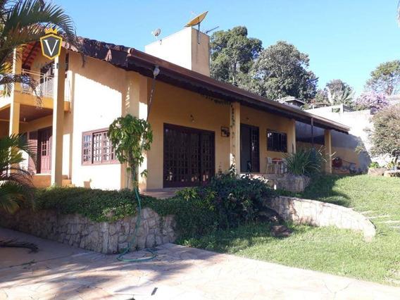 Chácara Residencial À Venda - 1.090 M² - Bairro Roseira - Jundiaí/sp - Ch0033