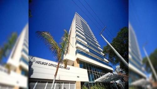 Helbor Office Sao Paulo - Sala Comercial Em Santo Amaro R$ 440.000,00   Npi Imoveis. - V-899