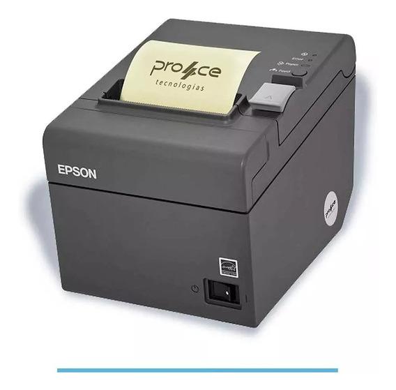 Impressora Térmica Epson Tm-t20 Usb Guilhotina