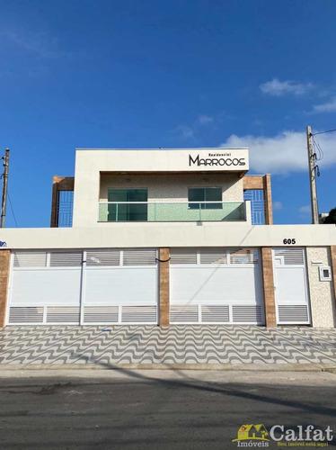 Imagem 1 de 13 de Casa De Condomínio Com 2 Dorms, Tupi, Praia Grande - R$ 240 Mil, Cod: 1601 - V1601