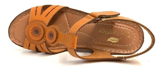 Confortable Sandalia Moderna; Precio De Fabrica.