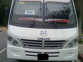 Autobuses Otros Minibus Hino