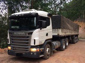 Scania G420 Graneleiro Randon