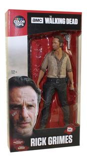 The Walking Dead - Michone - Rick Grimes - Mc Pharlane Daryl