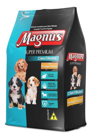Ração Magnus Super Premium Filhote 10kg