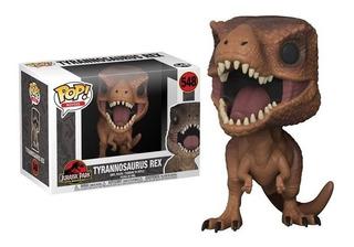 Figura Funko Pop, Tyrannosaurus Rex De Jurassic Park -548