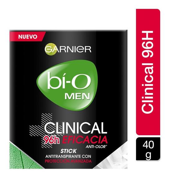 Desodorante En Barra Bioclinical Hombre Eficacia 40g Garnier
