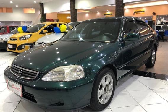 Civic Sedan Ex 1.6 16v (aut)