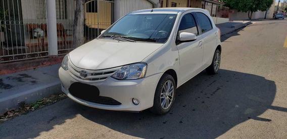 Toyota Etios 1.5 Xs Manual 15/16 Único Dono