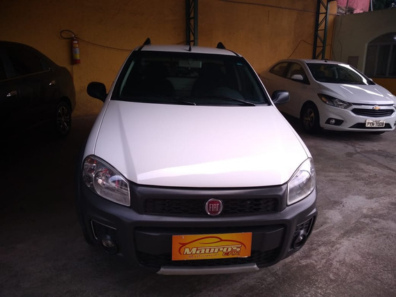 Fiat Strada 1.4 Hard Working Flex 2p 2017