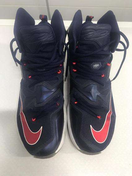 Tenis Nike Lebron James Xiii Orginal **zerado** Br42 Us10.5