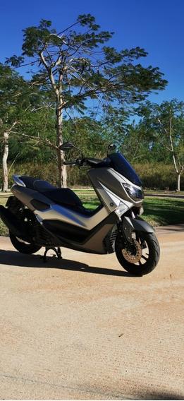 Motocicleta Yamaha Gpd 150 N-max Modelo 2018