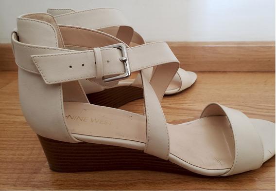 Zapatos Sandalias Sueco Nina West Tiza 38,5
