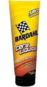 Cera Líquida Devuelve Color Y Brillo Original 250 Ml Bardahl