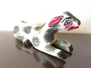 Animal De Madera (alebrije) De Guerrero