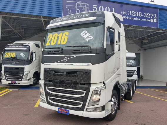 Volvo Fh 460 6x2 Ano 2016