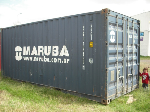 Contenedores Marítimos Containers 20' Pies Nacionalizados
